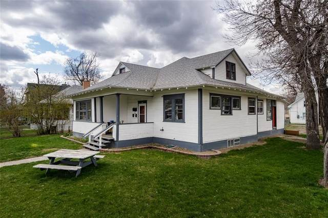 304 S 35th, Billings, MT 59101 (MLS #304051) :: MK Realty