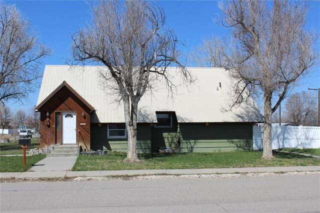 121 8th Street W, Hardin, MT 59034 (MLS #304052) :: MK Realty
