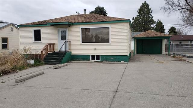 1117 Central Ave, Billings, MT 59101 (MLS #304072) :: MK Realty