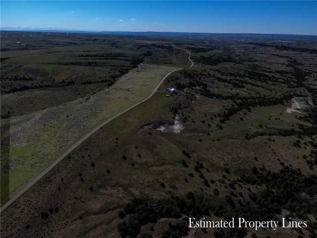 23.96 Acres Off Of Weldon Road, Billings, MT 59101 (MLS #304103) :: MK Realty