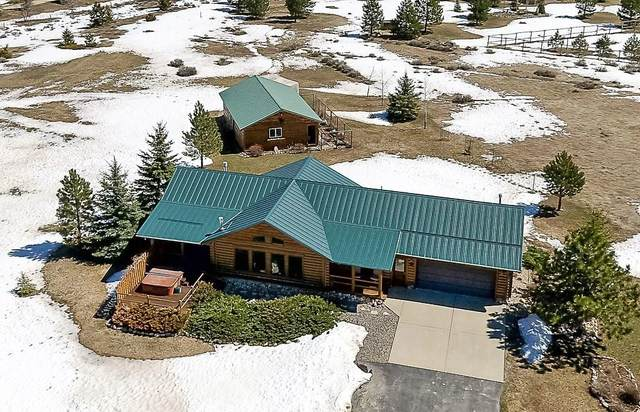 14 Sioux Trl, Red Lodge, MT 59068 (MLS #304159) :: MK Realty