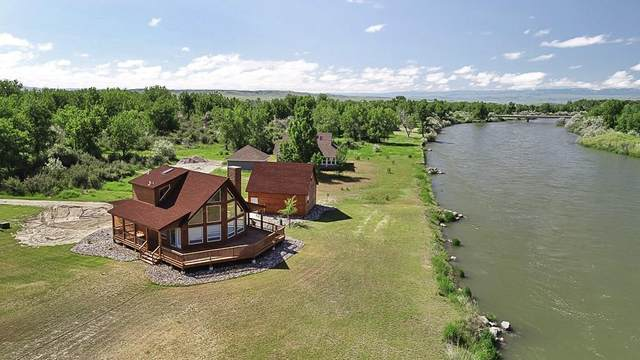 367 River Bend Road, Fort Smith, MT 59035 (MLS #304204) :: The Ashley Delp Team