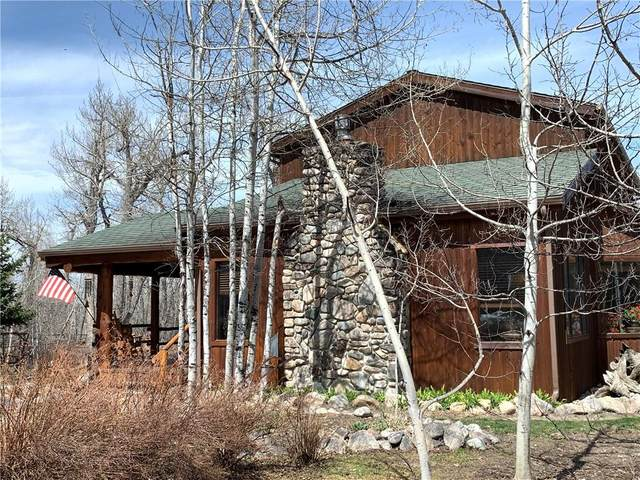 7 Red Lodge Creek Ranch Road, Red Lodge, MT 59068 (MLS #304235) :: MK Realty