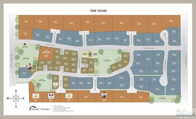 Block 4 Lot 10 Amen Corner Lane, Billings, MT 59106 (MLS #304241) :: Search Billings Real Estate Group