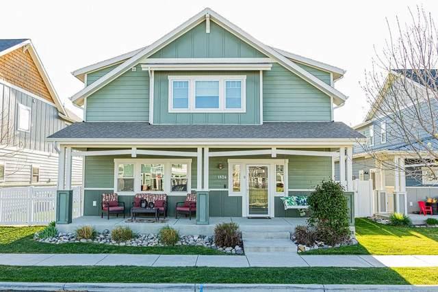 1834 Front Street, Billings, MT 59101 (MLS #304256) :: MK Realty