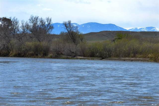 170 Acres Highway 310, Fromberg, MT 59029 (MLS #305299) :: The Ashley Delp Team