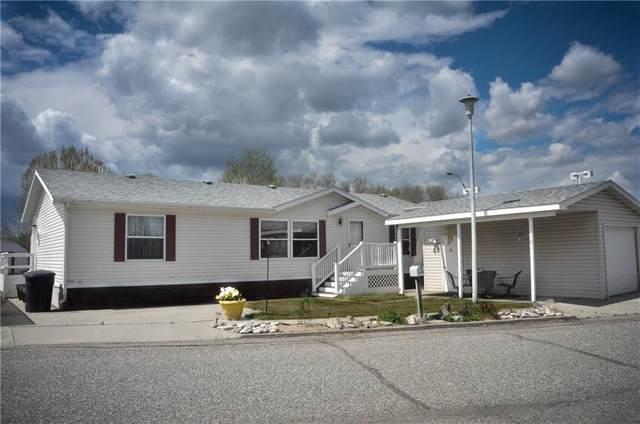 101 Cache Drive, Billings, MT 59102 (MLS #305330) :: MK Realty