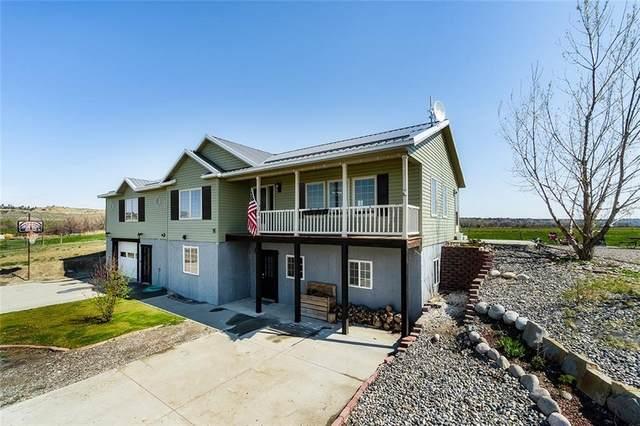 1355 W M Road, Worden, MT 59088 (MLS #305335) :: Search Billings Real Estate Group