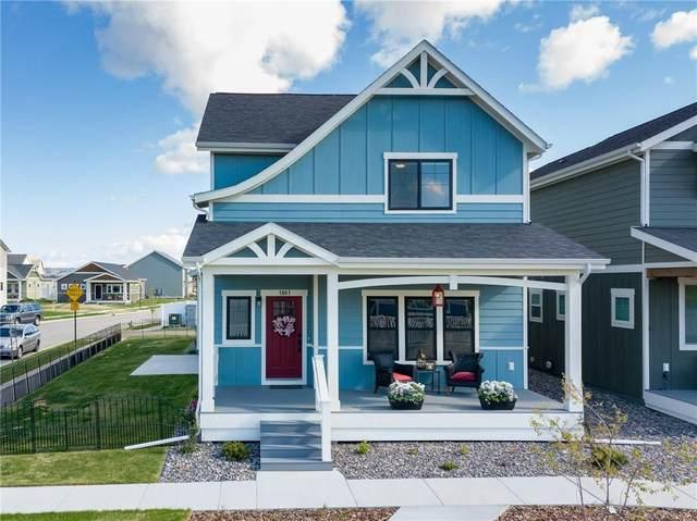 1801 Walter Creek Blvd, Billings, MT 59101 (MLS #305366) :: Search Billings Real Estate Group