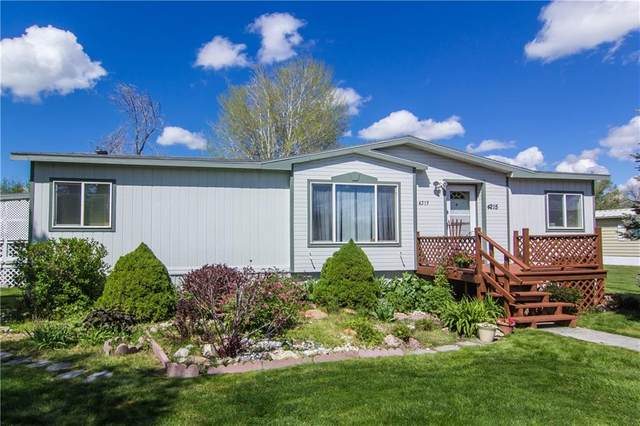 4215 N Carlton Avenue SW, Billings, MT 59101 (MLS #305497) :: Search Billings Real Estate Group