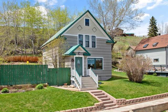 417 Word Ave. North, Red Lodge, MT 59068 (MLS #305499) :: MK Realty