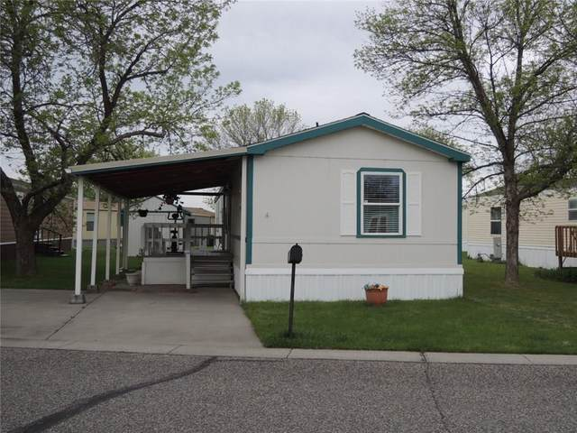 8 Wakefield, Billings, MT 59102 (MLS #305508) :: MK Realty