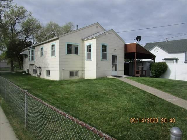 603 Cook Avenue, Billings, MT 59102 (MLS #305509) :: MK Realty