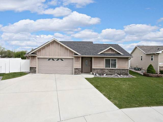 1136 Courtney Circle, Billings, MT 59105 (MLS #305522) :: Search Billings Real Estate Group