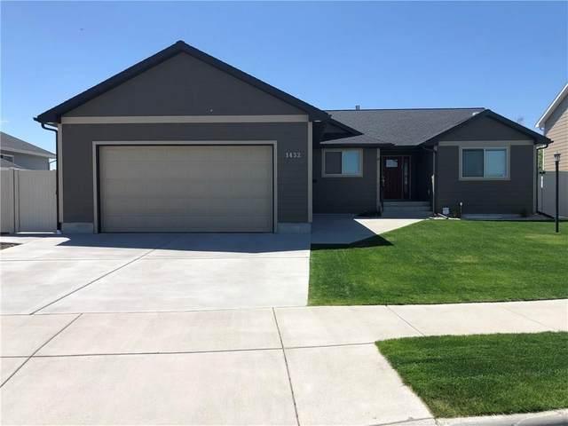 1432 Benjamin Boulevard, Billings, MT 59105 (MLS #305545) :: Search Billings Real Estate Group