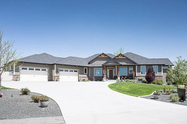 2355 Saddleback Drive, Laurel, MT 59044 (MLS #305565) :: MK Realty