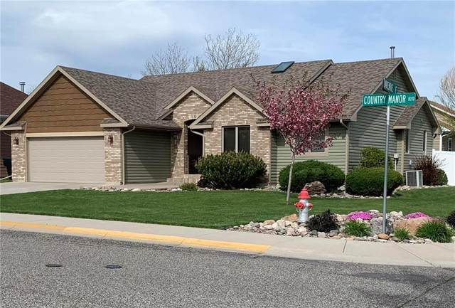 1909 Country Manor Boulevard, Billings, MT 59102 (MLS #305570) :: Search Billings Real Estate Group