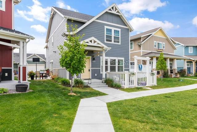 1636 Hollyhock St, Billings, MT 59101 (MLS #305574) :: Search Billings Real Estate Group