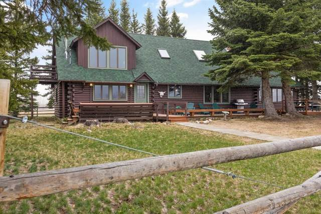 38 Fox Road, Red Lodge, MT 59068 (MLS #305595) :: MK Realty