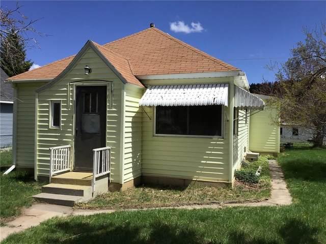 208 Platt Avenue N, Red Lodge, MT 59068 (MLS #305612) :: The Ashley Delp Team
