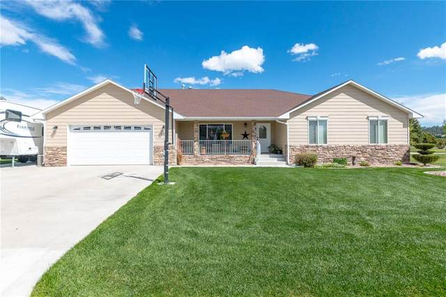 122 Melody Lane, Columbus, MT 59019 (MLS #305637) :: Search Billings Real Estate Group