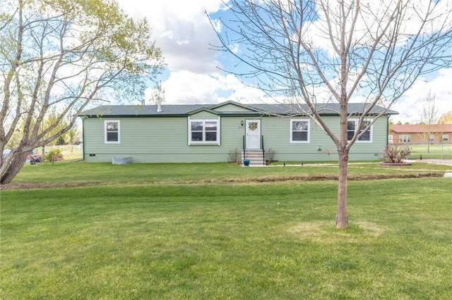 444 Fairway View Drive, Laurel, MT 59044 (MLS #305651) :: MK Realty