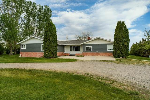 1407 W I Road, Worden, MT 59088 (MLS #305663) :: Search Billings Real Estate Group