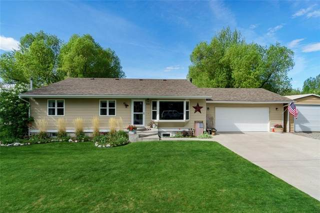 409 W 4th Ave N., Columbus, MT 59019 (MLS #305666) :: Search Billings Real Estate Group