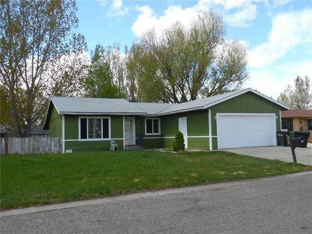 702 Feather Place, Billings, MT 59102 (MLS #305673) :: Search Billings Real Estate Group