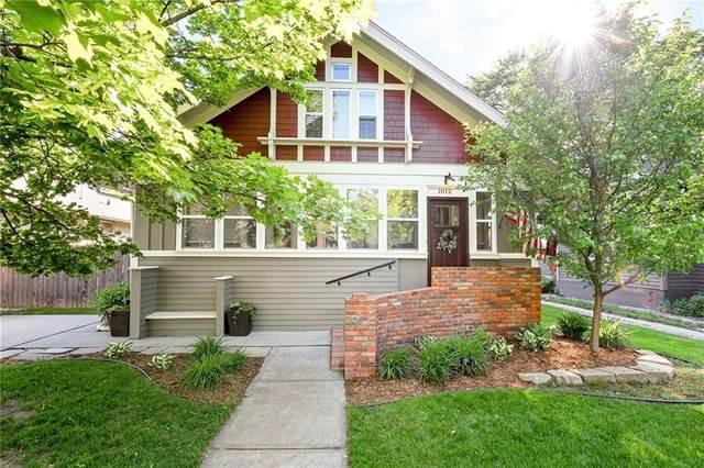 1012 N 31st Street, Billings, MT 59101 (MLS #305688) :: MK Realty