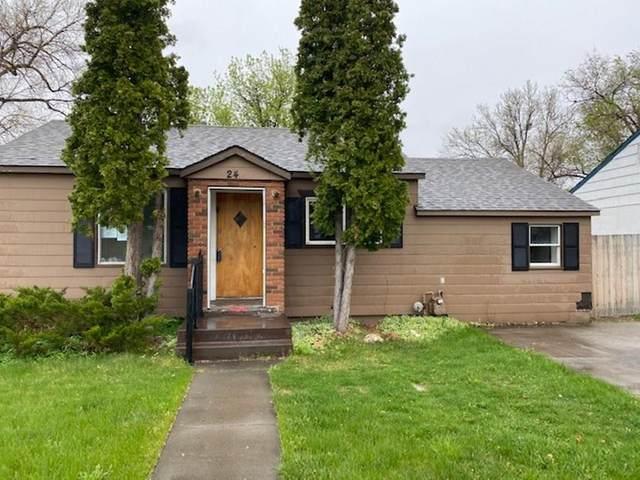 24 Macarthur Avenue, Billings, MT 59101 (MLS #305693) :: Search Billings Real Estate Group