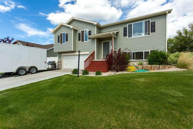 1539 Snowy River Lane, Billings, MT 59101 (MLS #305708) :: Search Billings Real Estate Group