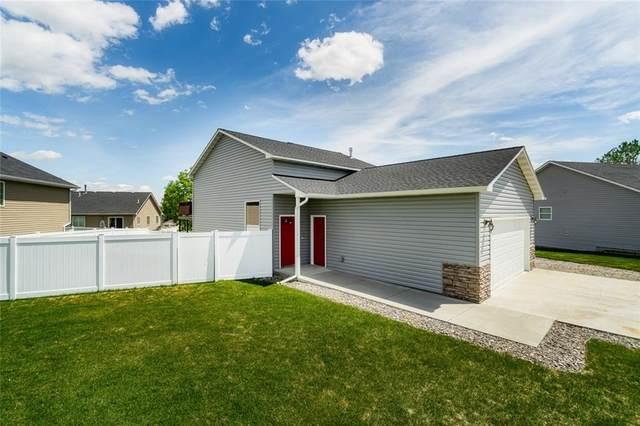 1323 Crystal Lake Lane, Billings, MT 59105 (MLS #305714) :: Search Billings Real Estate Group