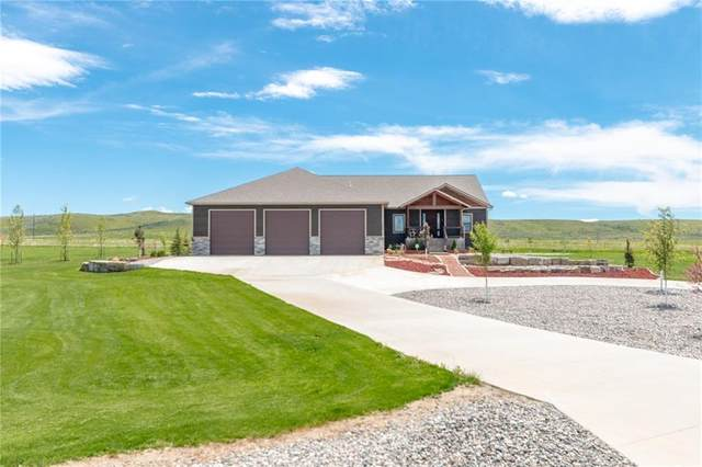 2460 Clarks Point Drive, Laurel, MT 59044 (MLS #305725) :: Search Billings Real Estate Group