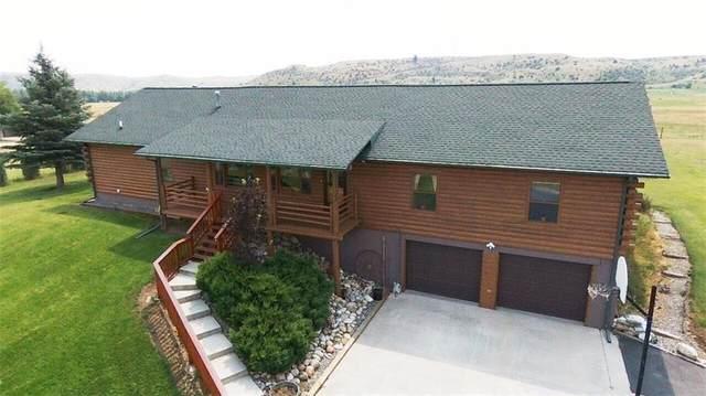 49 Cottonwood Way, Absarokee, MT 59001 (MLS #305726) :: Search Billings Real Estate Group