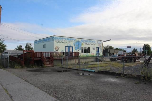 115 E Railroad Street, Hardin, MT 59034 (MLS #305757) :: Search Billings Real Estate Group