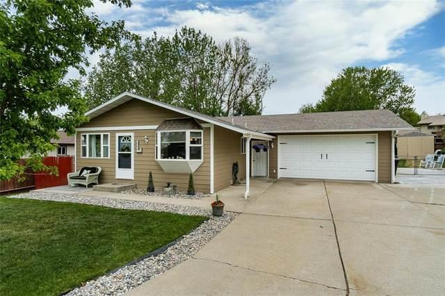 1206 Grubstake Circle, Billings, MT 59105 (MLS #305760) :: MK Realty