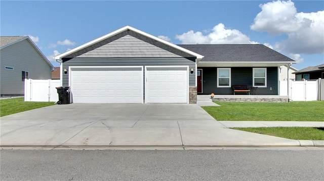1102 Davis Circle, Laurel, MT 59044 (MLS #305761) :: MK Realty