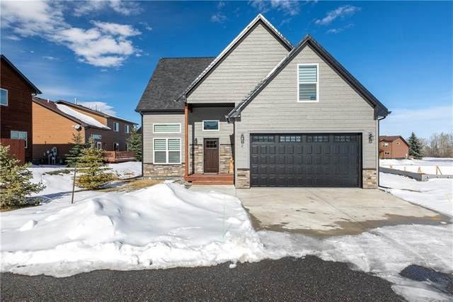 2 Alpine Circle, Red Lodge, MT 59068 (MLS #305762) :: MK Realty