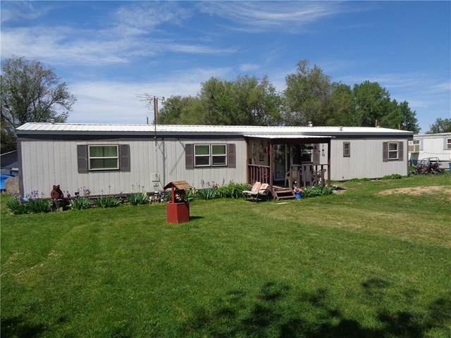 1724 Dickie Road, Billings, MT 59101 (MLS #305764) :: MK Realty
