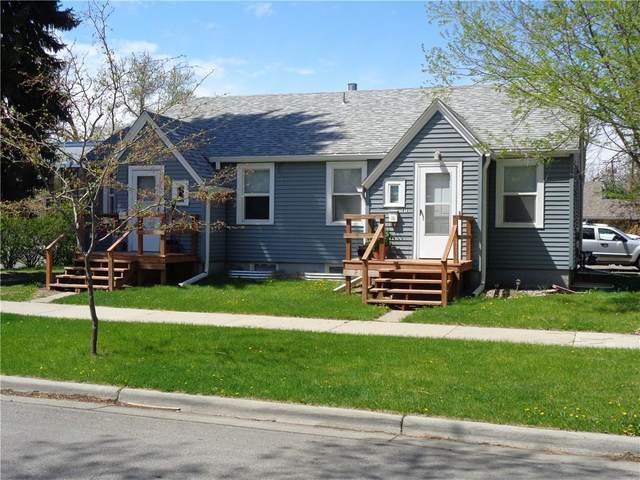 1408 1st Street West, Billings, MT 59101 (MLS #305773) :: MK Realty