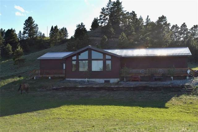 5250 Moon Ridge Trl, Huntley, MT 59037 (MLS #305774) :: Search Billings Real Estate Group