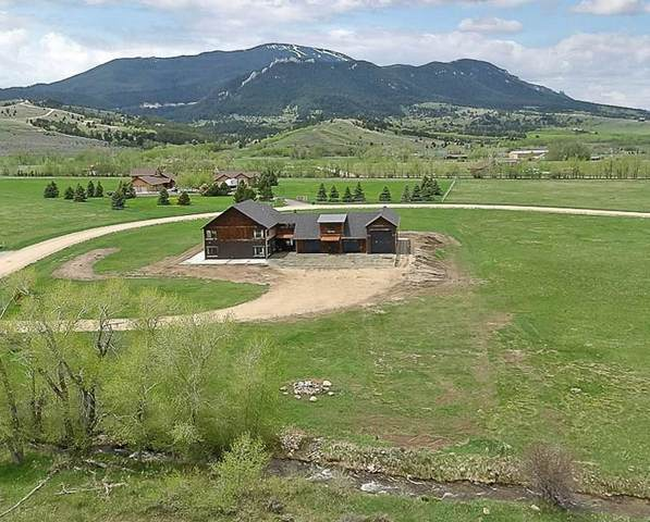 57 Meadow Circle, Red Lodge, MT 59068 (MLS #305790) :: MK Realty