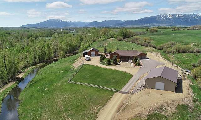 35 W Bench Road, Roberts, MT 59070 (MLS #305797) :: MK Realty