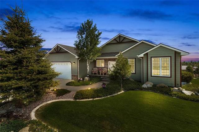 4251 Iron Horse Trail, Billings, MT 59106 (MLS #305819) :: MK Realty
