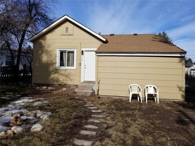 114 S Montana Avenue, Absarokee, MT 59001 (MLS #305822) :: MK Realty