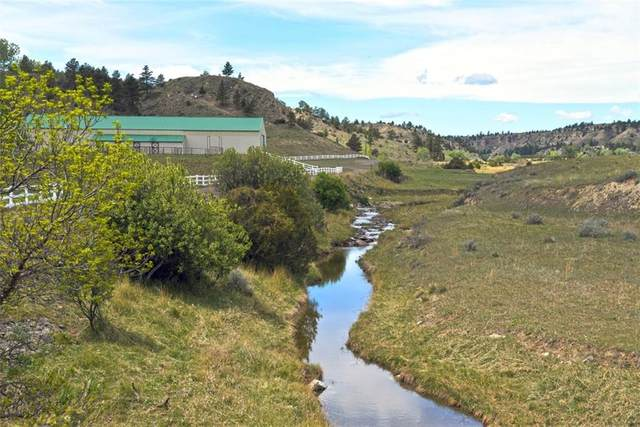 1859 Acres Canyon Creek Road, Molt, MT 59057 (MLS #305840) :: Search Billings Real Estate Group