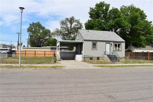 22 7th Ave West, Billings, MT 59102 (MLS #305879) :: The Ashley Delp Team