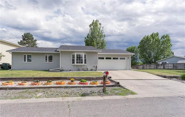 3392 Barley Circle, Billings, MT 59102 (MLS #305921) :: Search Billings Real Estate Group