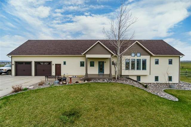 3540 Yeoman Road, Shepherd, MT 59079 (MLS #305939) :: Search Billings Real Estate Group